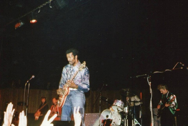 Chuck Berry in Munich