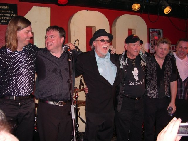 James Burton Billy Swan at 100 club