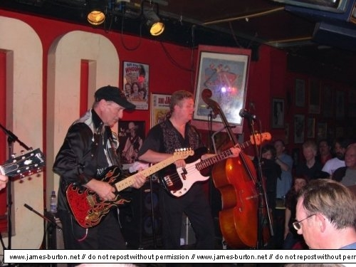 James Burton at 100 Club