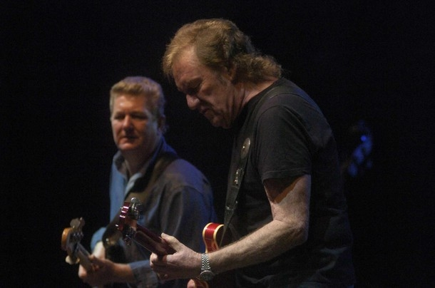 Alvin Lee in Poland